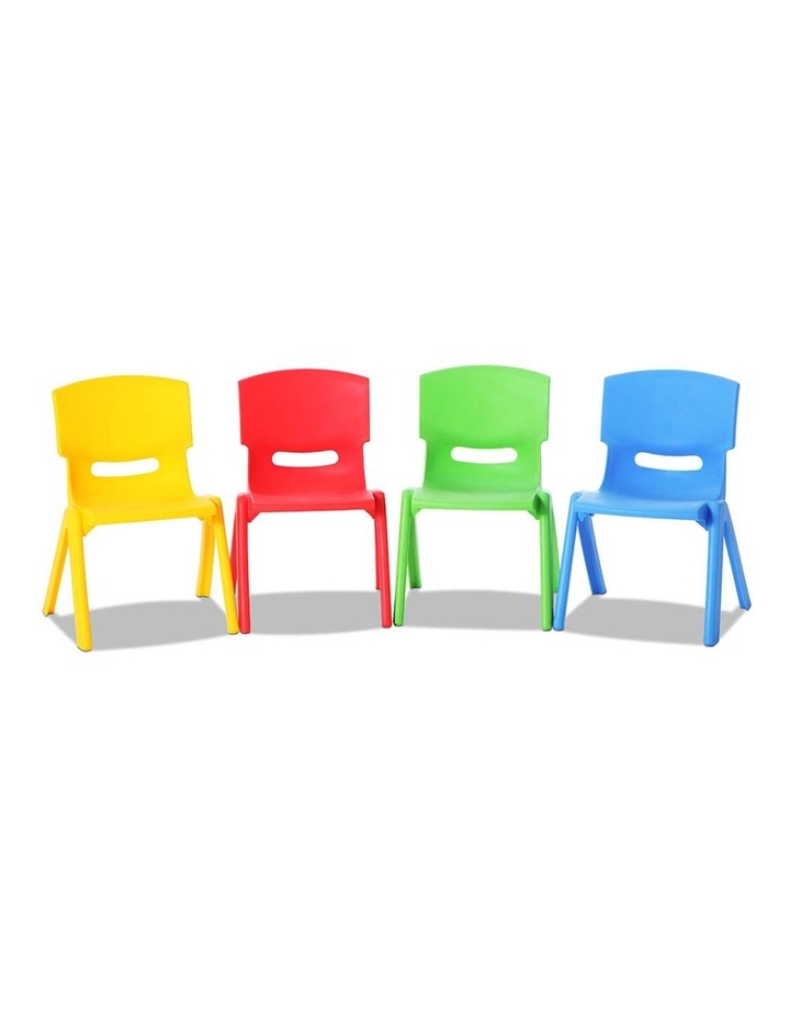 Set of 4 Kids Play Chairs image 1