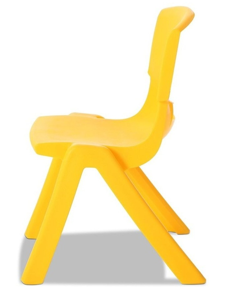Set of 4 Kids Play Chairs image 4