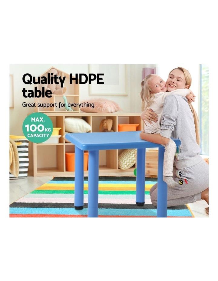 Keezi Kids Table Play Set Furniture image 4