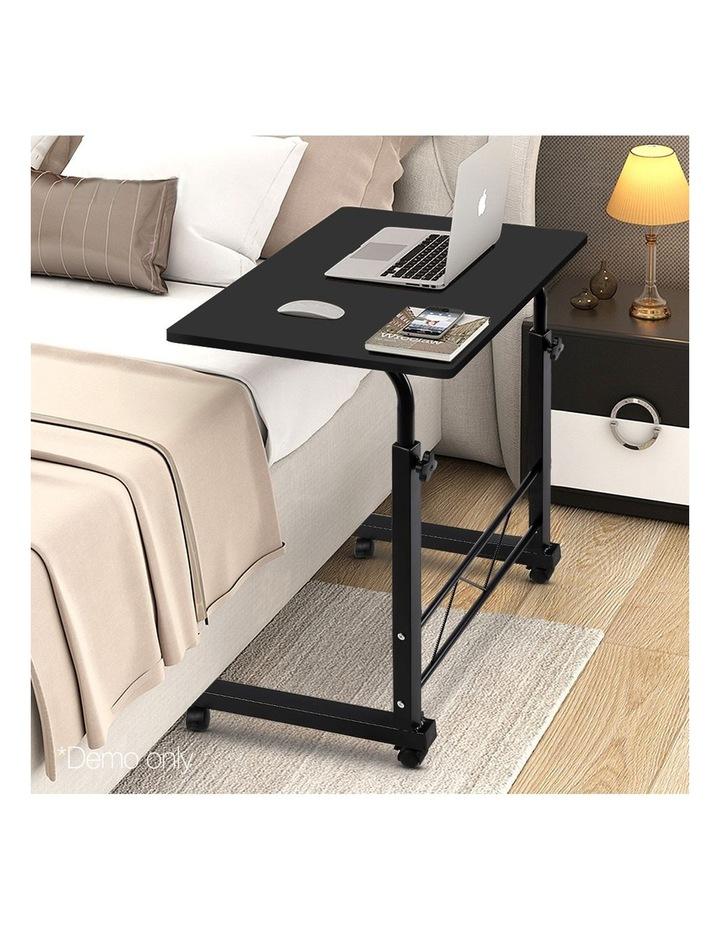 Portable Adjustable Wooden Latpop Stand image 3