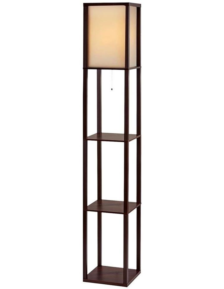 Floor Lamp Vintage Reading Light image 1