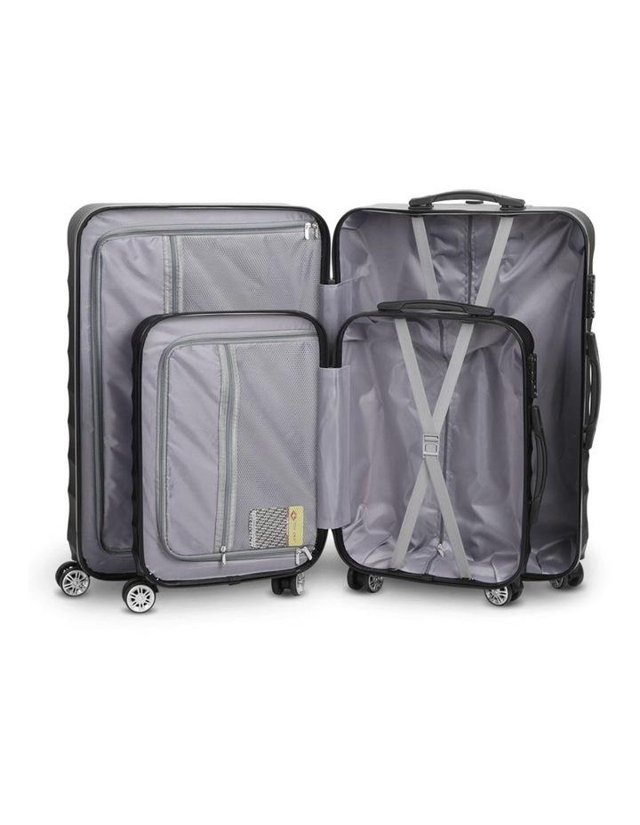 2 Piece Lightweight Hard Suit Case image 5
