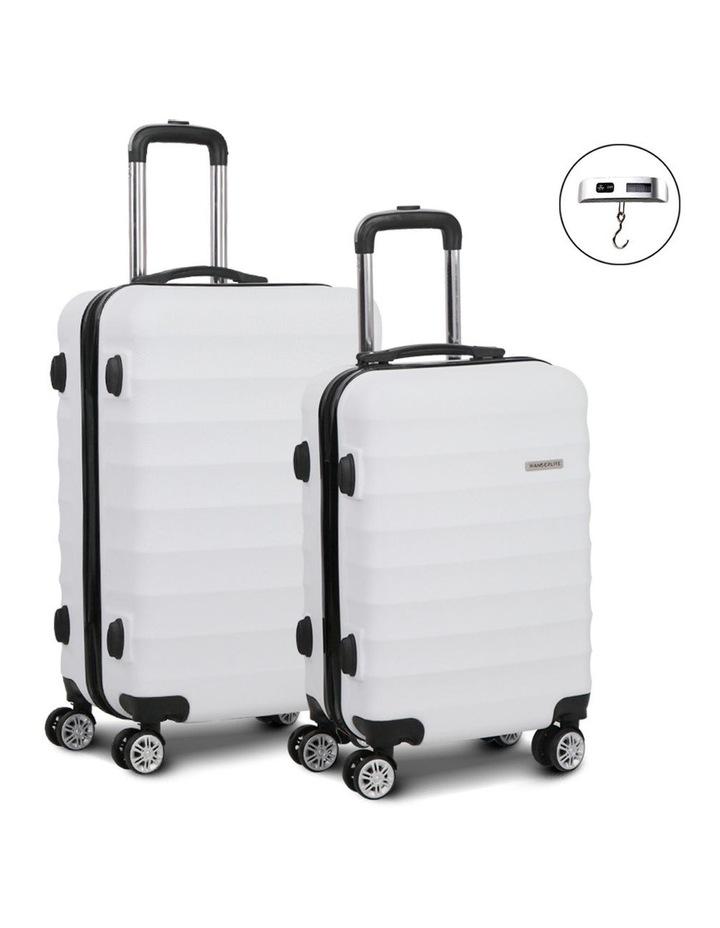 2-piece Luggage Trolley Set image 1