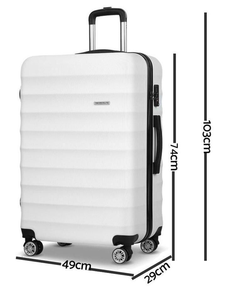 2-piece Luggage Trolley Set image 2