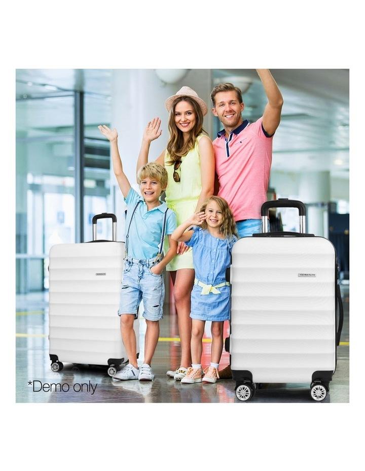 2-piece Luggage Trolley Set image 3