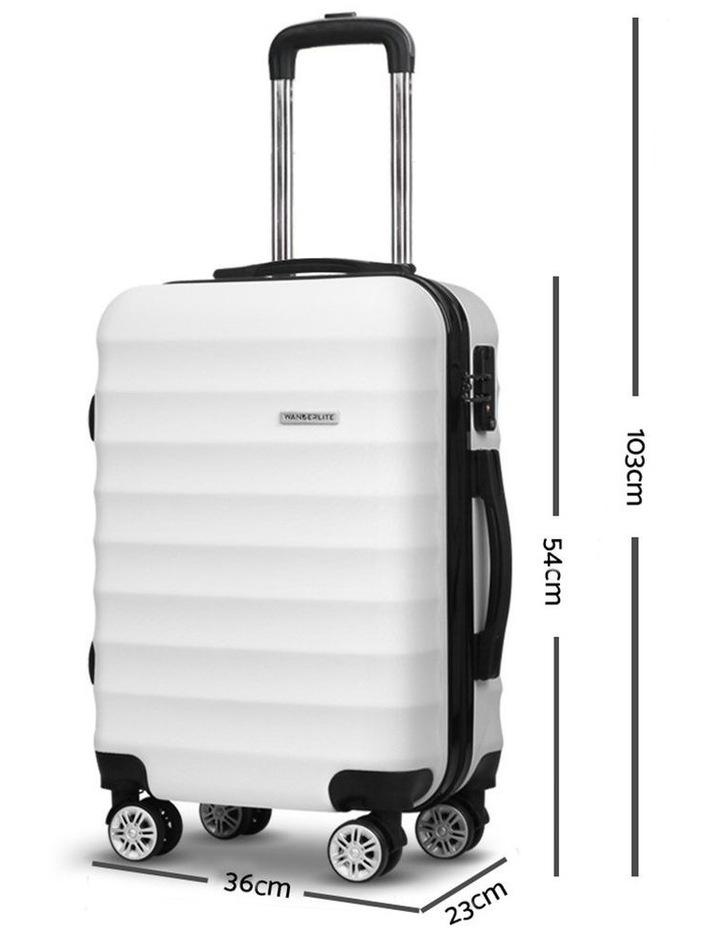 2-piece Luggage Trolley Set image 4