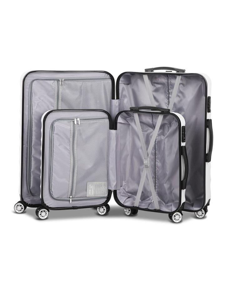 2-piece Luggage Trolley Set image 5