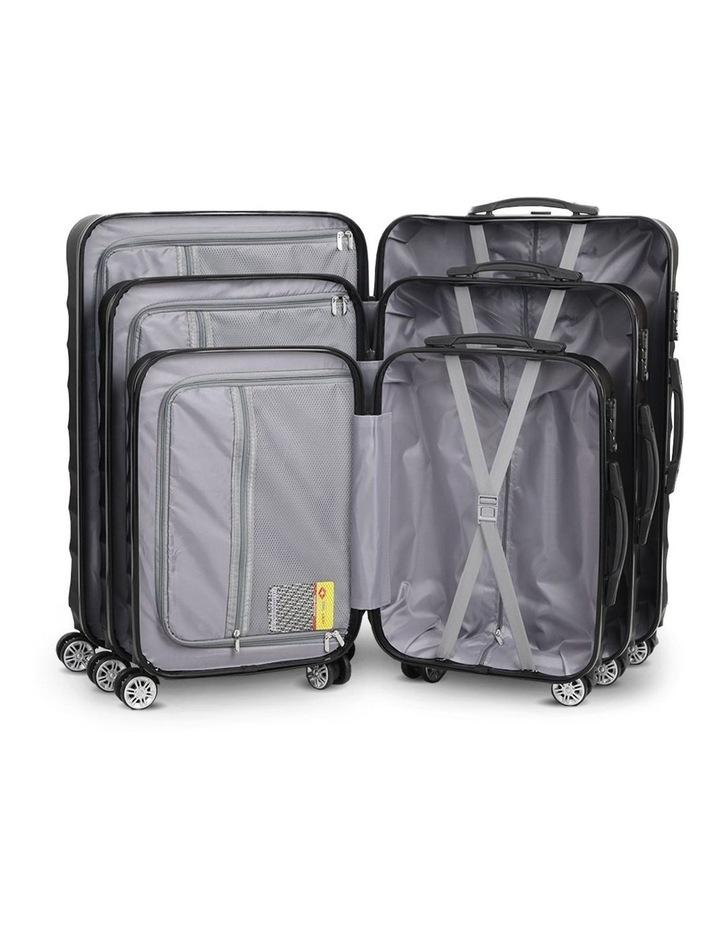 3 Piece Luggage Trolley Set image 6