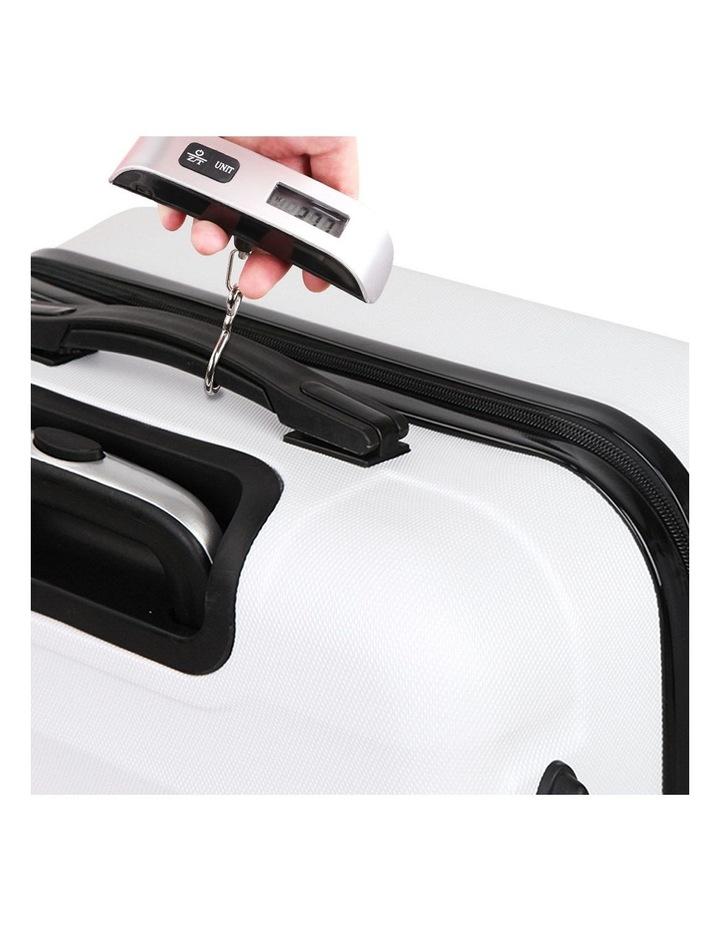 3 Piece Luggage Trolley Set image 7