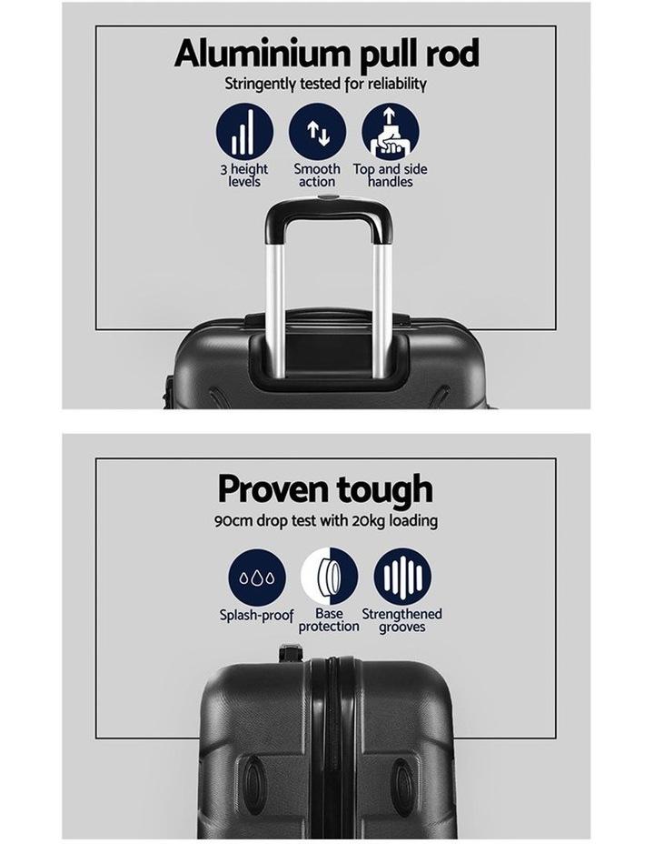3PCS Carry On Luggage Sets image 4