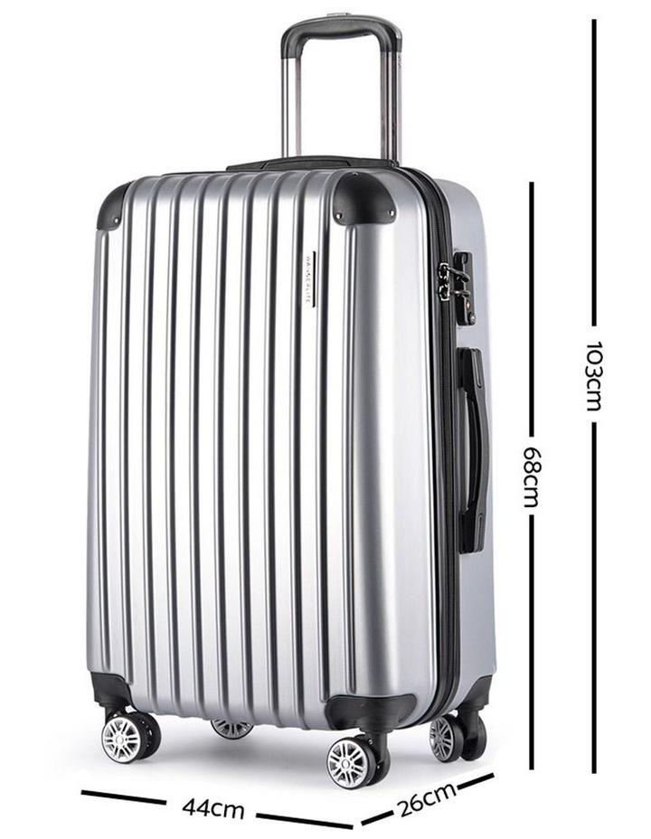 3-piece Luggage Trolley Set image 4