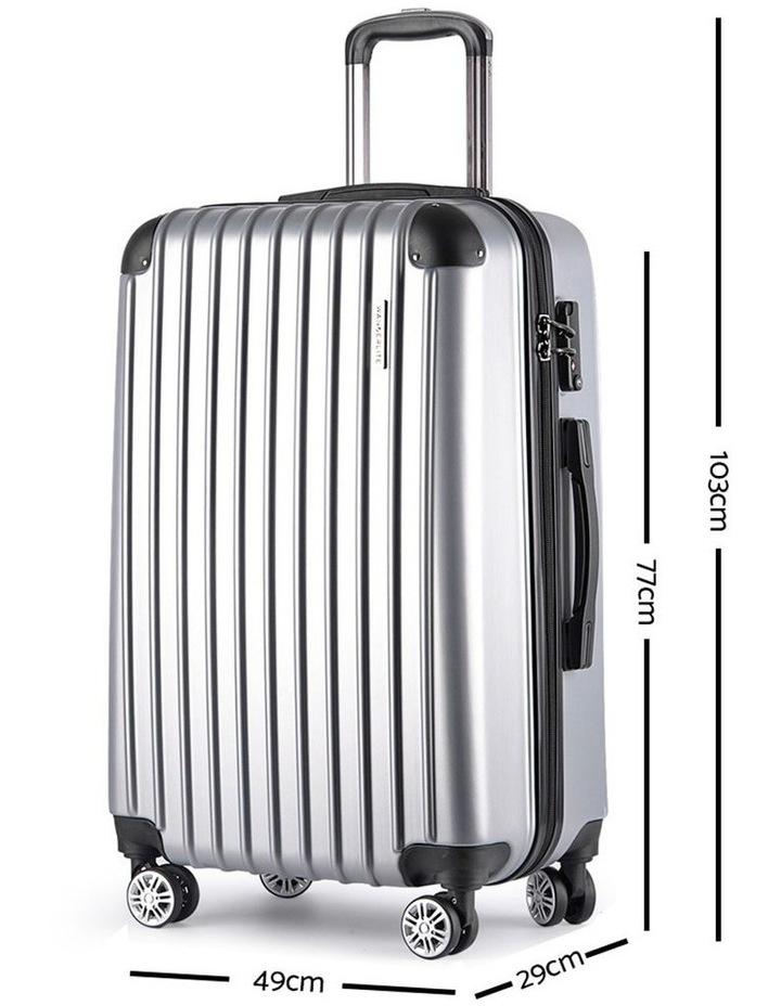 3-piece Luggage Trolley Set image 5