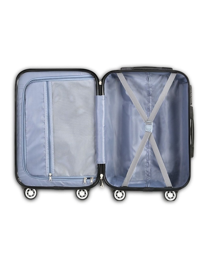 3-piece Luggage Trolley Set image 6
