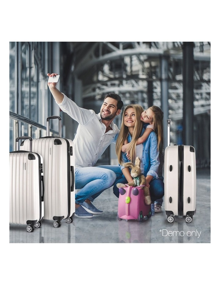 3-piece Luggage Trolley Set image 3