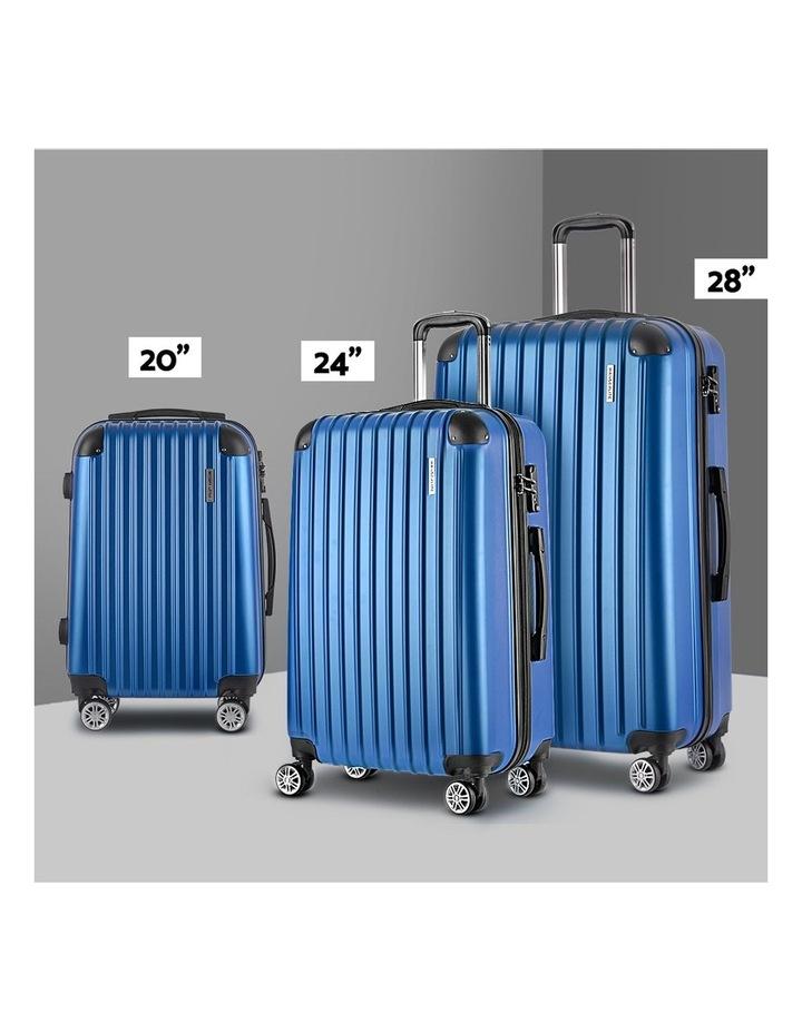 3pc Luggage Sets image 3