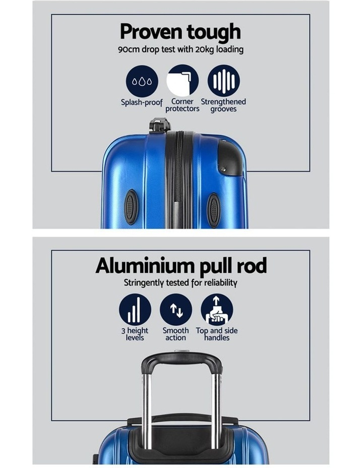 3pc Luggage Sets image 5