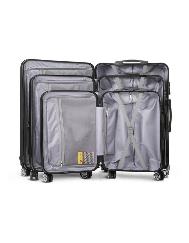 3 Piece Lightweight Hard Suit Case image 4