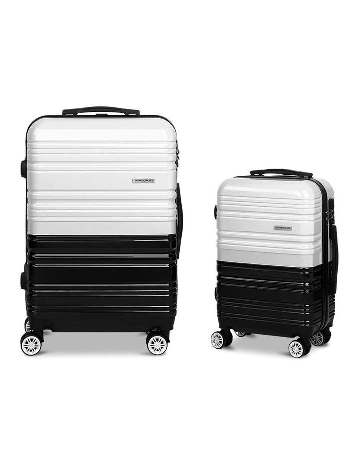 2 Piece Luggage Trolley Set image 5