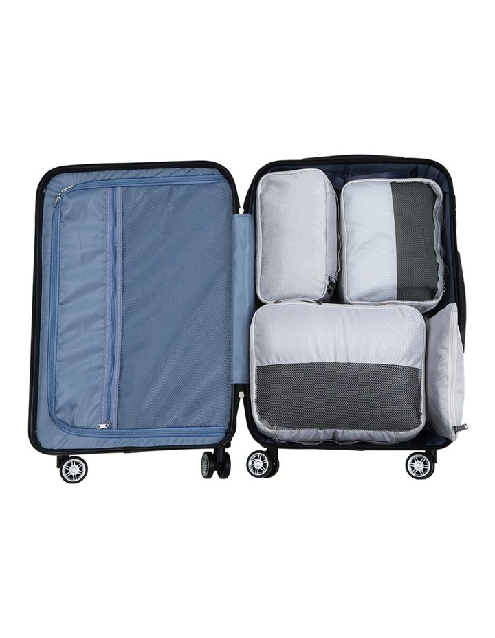 7PCS Grey Luggage image 3
