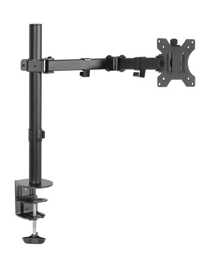 Single LED Monitor Arm Stand image 1