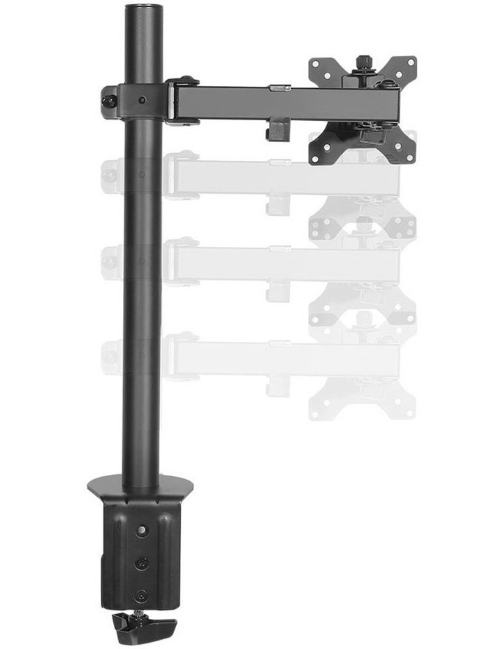 Single LED Monitor Arm Stand image 4