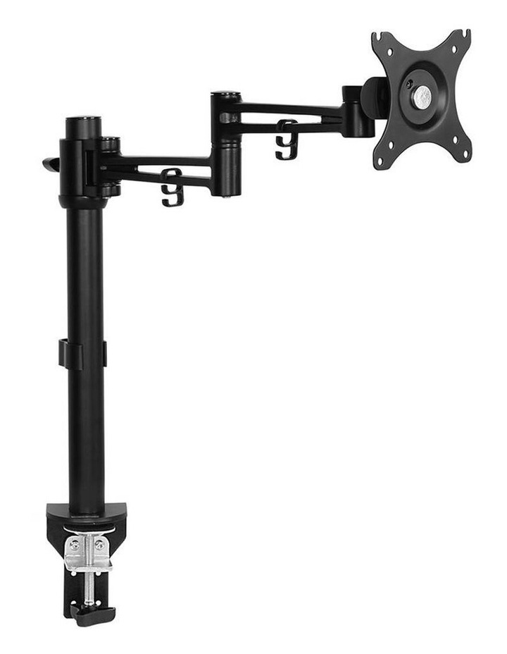 Adjustable Monitor Arm Desk Mounted image 1