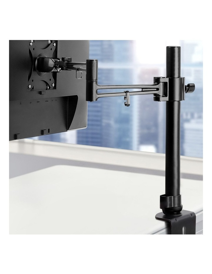 Adjustable Monitor Arm Desk Mounted image 3