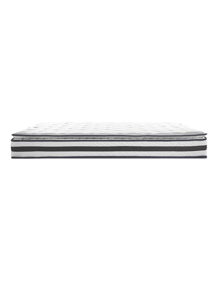 King Single Size Pillow Top Foam Mattress image 5