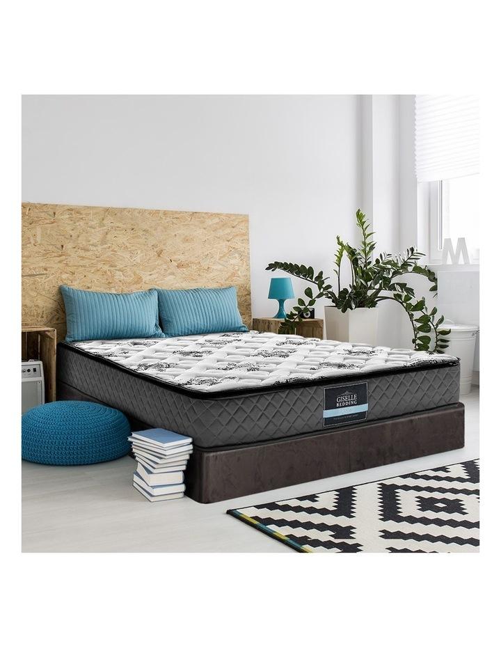 King Single Size Pillow Top Foam Mattress image 3