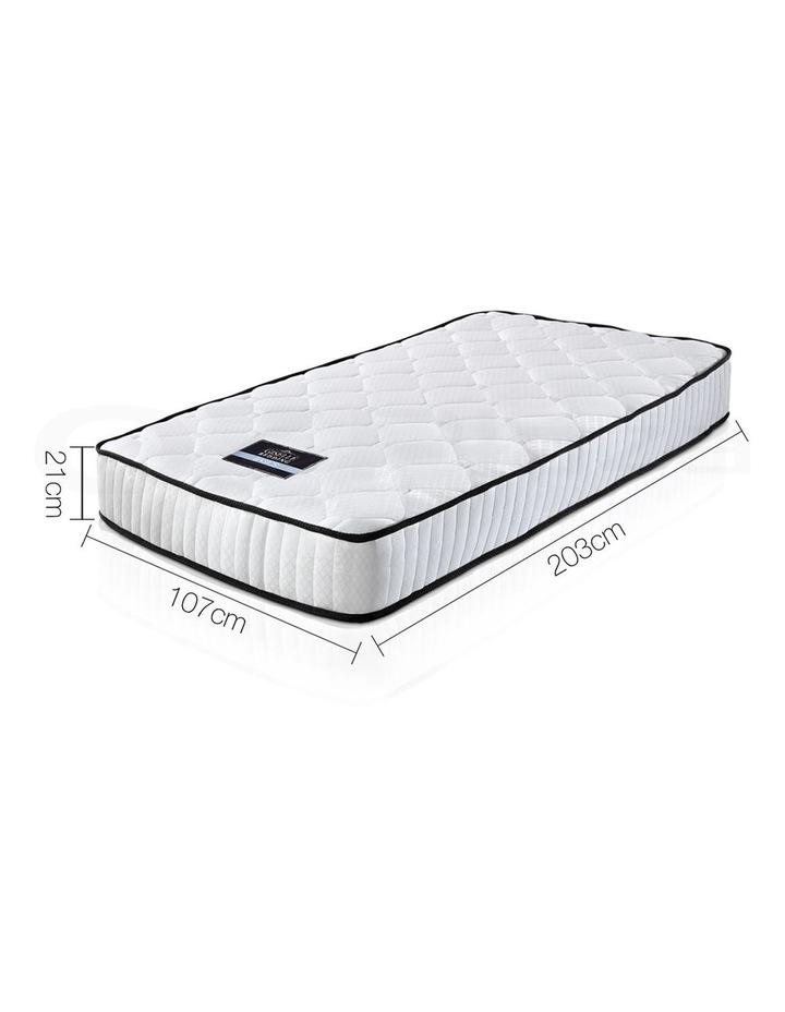King Single Size 21cm Thick Foam Mattress image 1