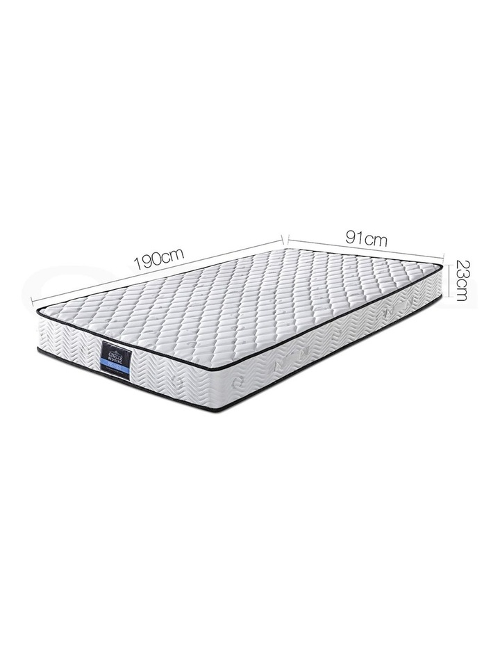 Single Size 23cm Thick Firm Mattress image 2