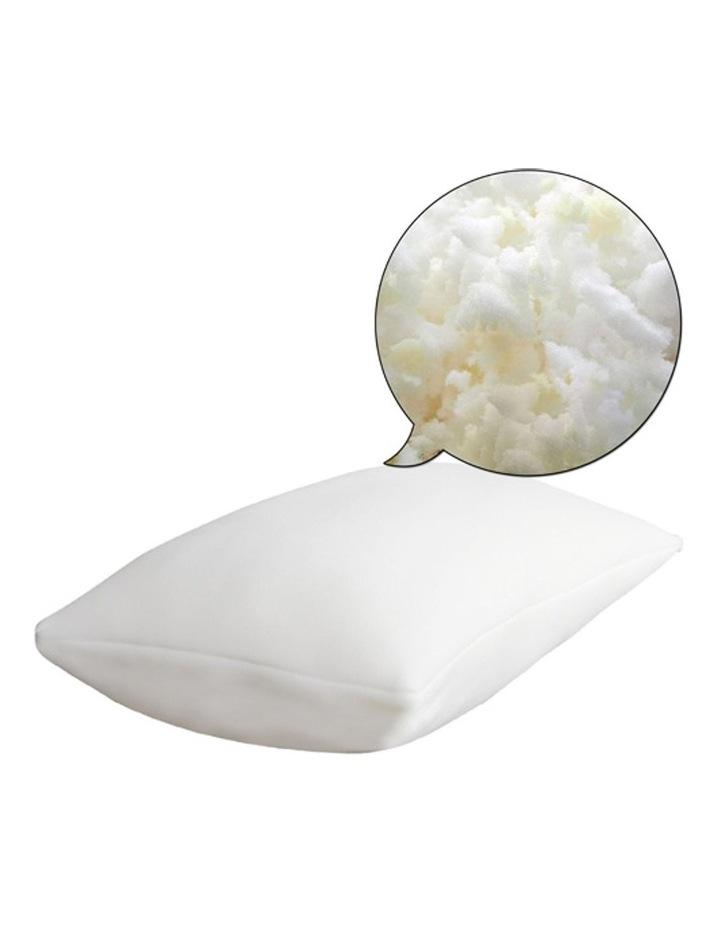 Set of 2 Visco Elastic Memory Foam Pillows image 5