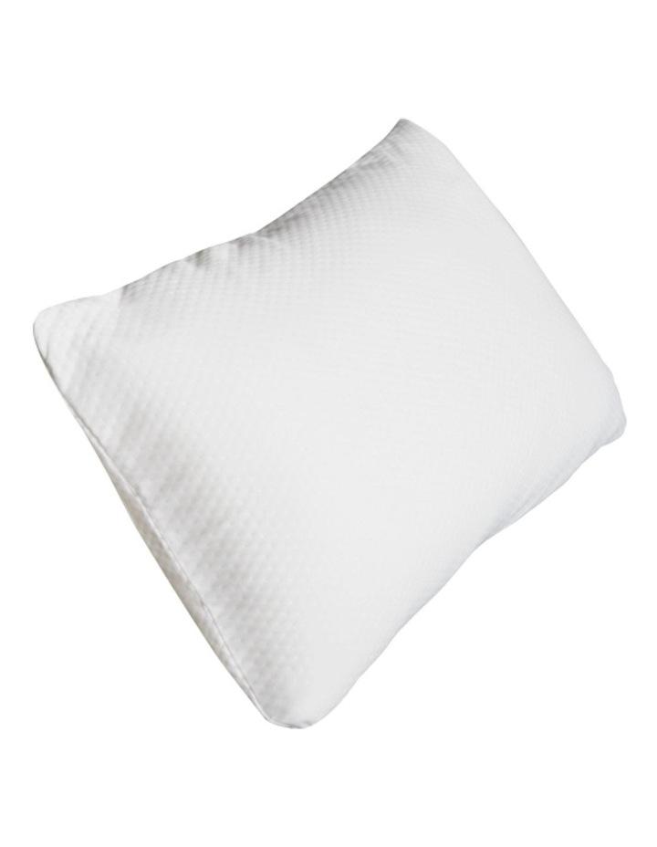 Set of 2 Visco Elastic Memory Foam Pillows image 3