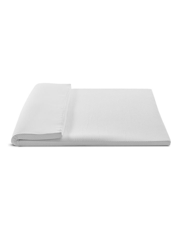 Queen Size 7cm Memory Foam Mattress Topper image 5