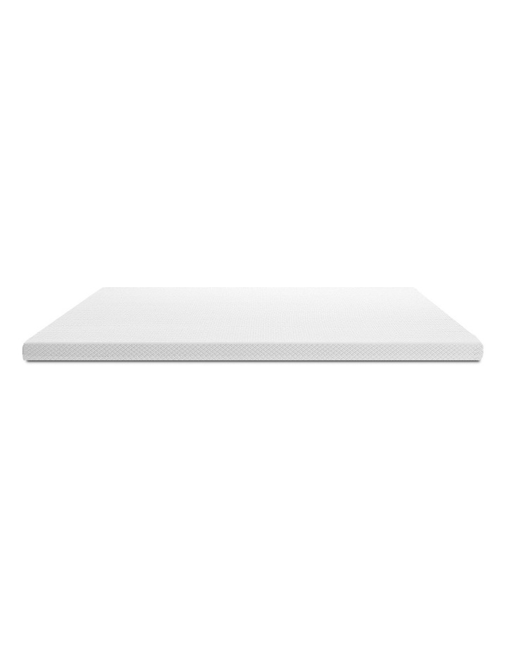 Single Size Memory Foam Mattress Topper image 4