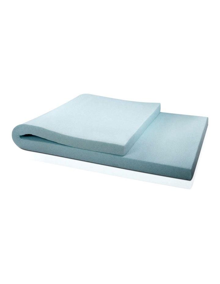 COOL GEL Memory Foam Mattress Topper image 3