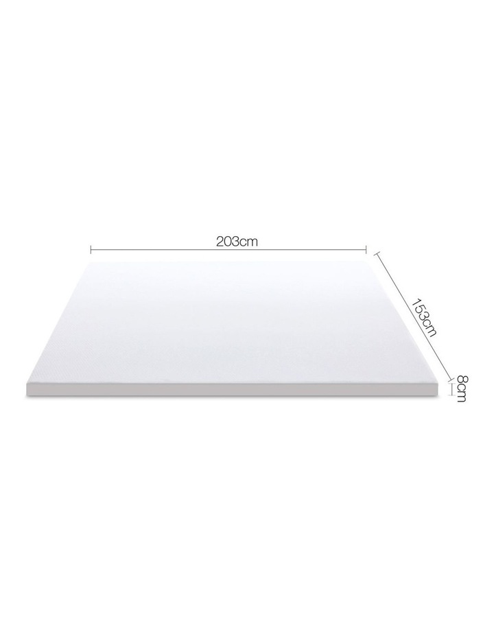 Queen Size Dual Layer Cool Gel Memory Foam image 2