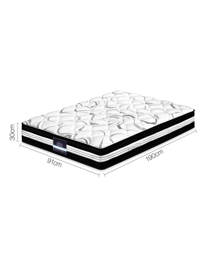Single Size Euro Spring Foam Mattress image 2