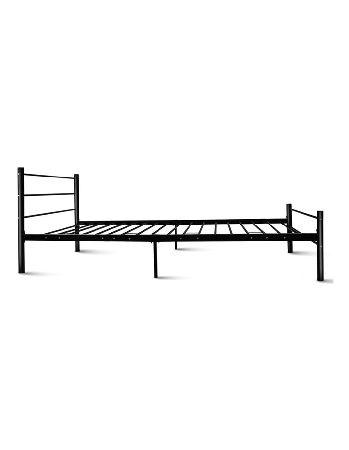 Metal King Single Bed Frame image 4