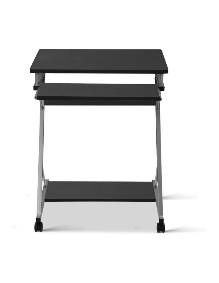 Metal Pull Out Table Desk image 3