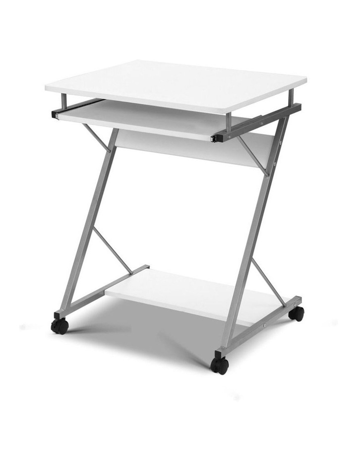Metal Pull Out Table Desk image 4