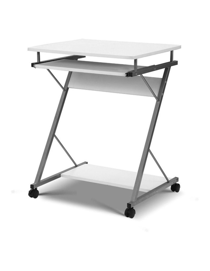 Metal Pull Out Table Desk image 5