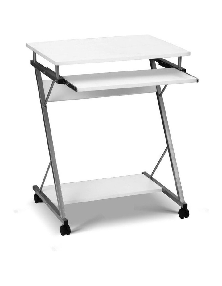 Metal Pull Out Table Desk image 7