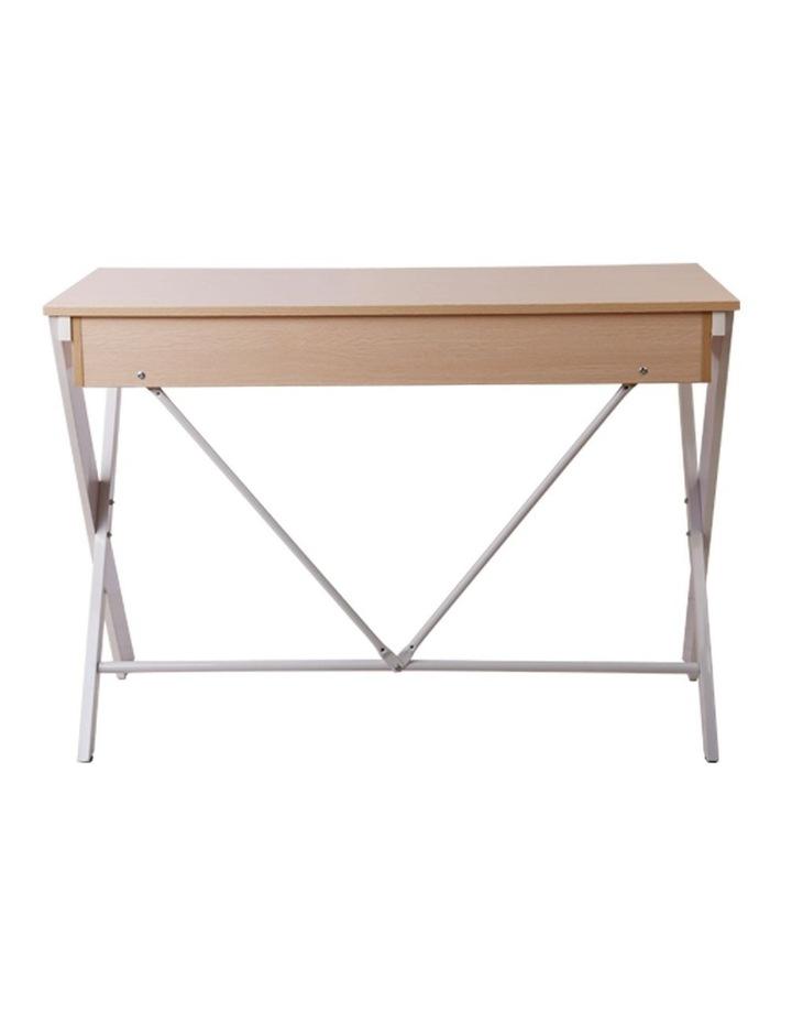 Metal Desk with Drawer image 6