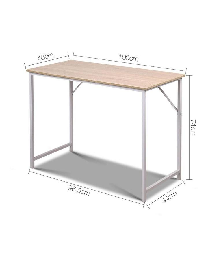 Minimalist Metal Desk image 2
