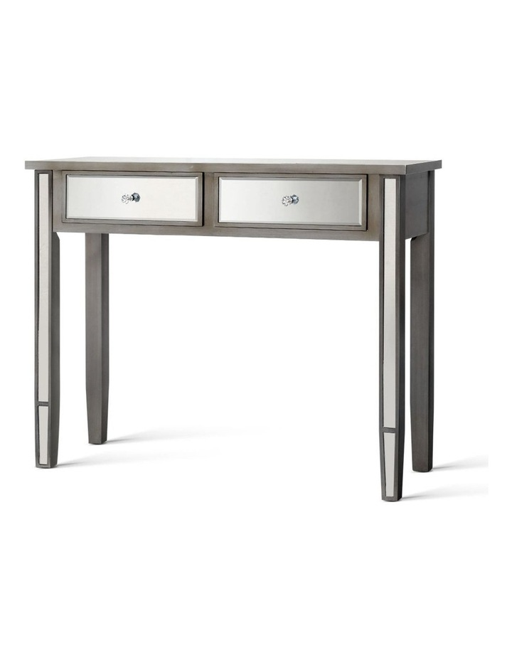Mirrored Furniture Dressing Console image 1