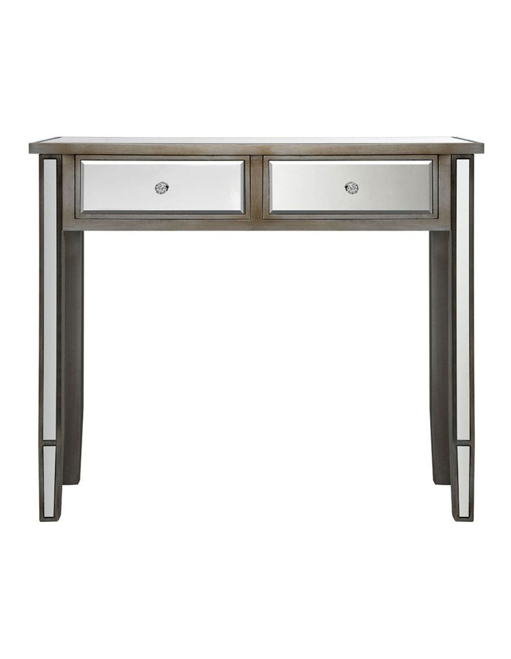 Mirrored Furniture Dressing Console image 3