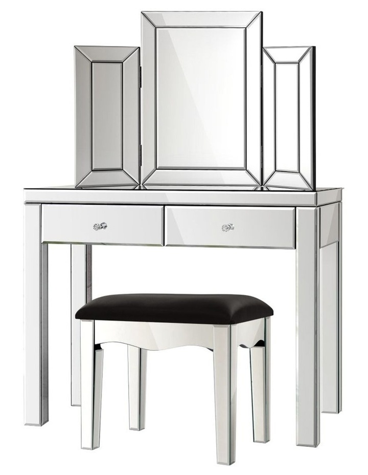 Mirrored Furniture Dressing Table image 1