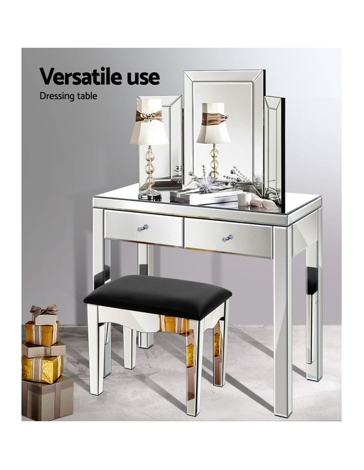 Mirrored Furniture Dressing Table image 2