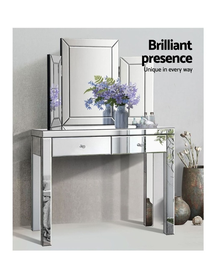 Mirrored Furniture Dressing Table image 3